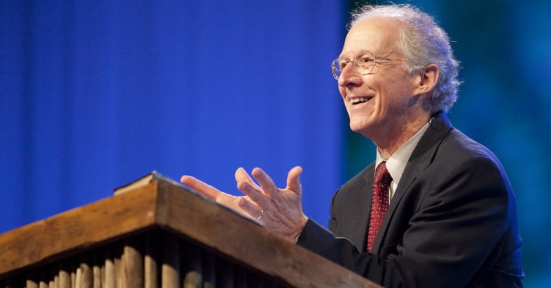 John Piper Condemns the Lottery, Encourages Christians to Pursue God Instead