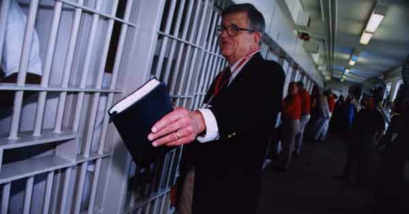 How Chuck Colson Appeals to Young Evangelicals