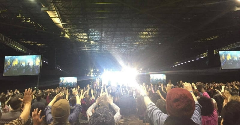 Over 15,000 Attend International House of Prayer Youth Conference in Kansas City