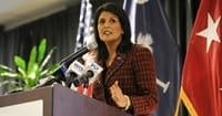 South Carolina Gov. Nikki Haley Endorses Rubio Days before Primary
