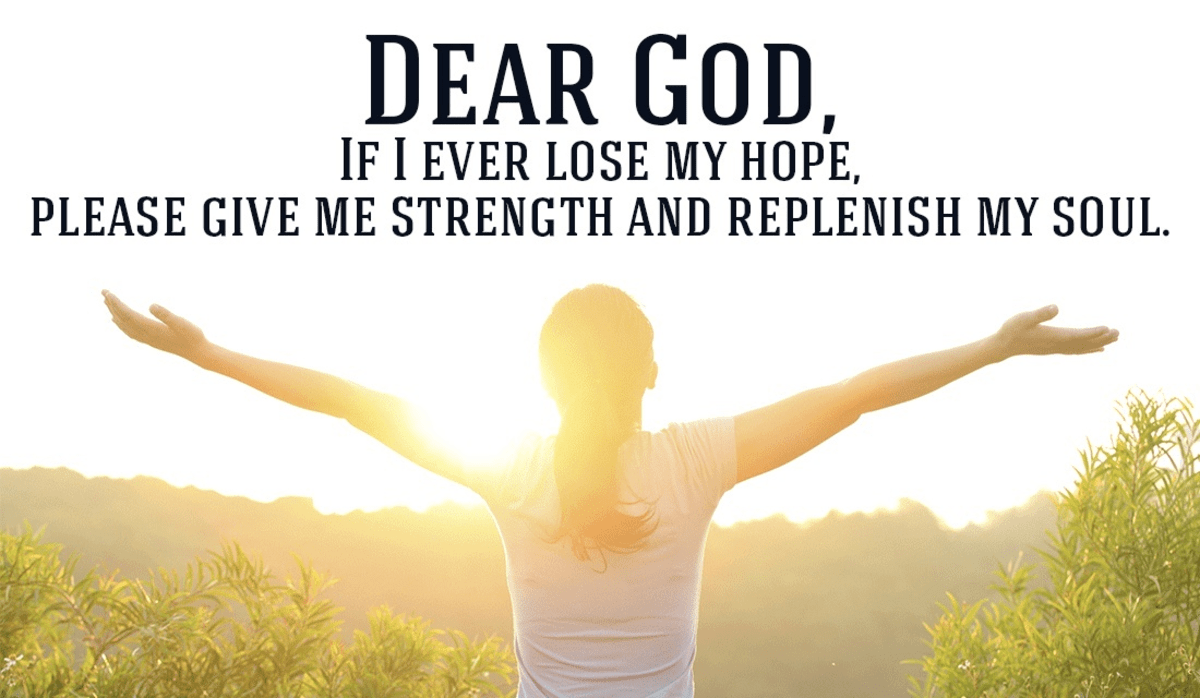 This is My Prayer Today! Give Me Strength Lord, Amen