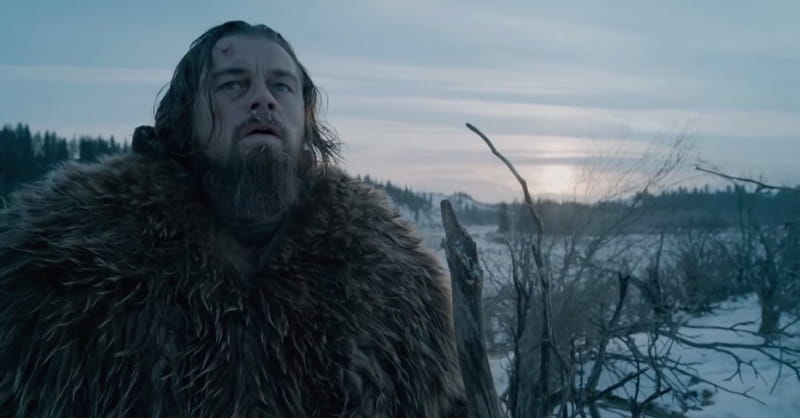 The Revenant Leaves Us Feeling Cold