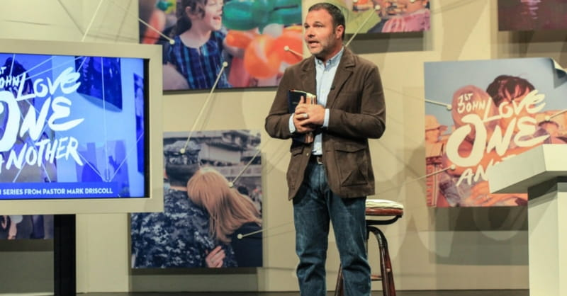 Mark Driscoll Rises from the Ashes in Phoenix