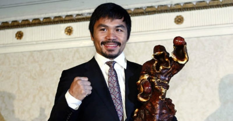 Manny Pacquiao Apologizes for Saying Homosexuals are 'Worse Than Animals'
