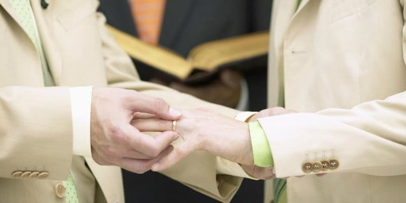Pastors Rarely Asked to Wed Same-Sex Couples