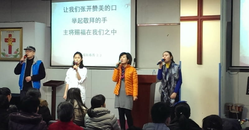 China's Efforts to Mold Christianity in Its Own Image Face Resistance