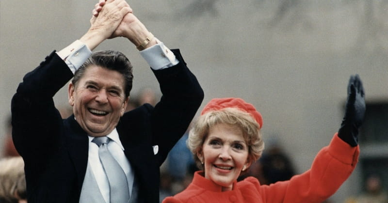 Nancy Reagan Remembered for Devotion to 'Ronnie'