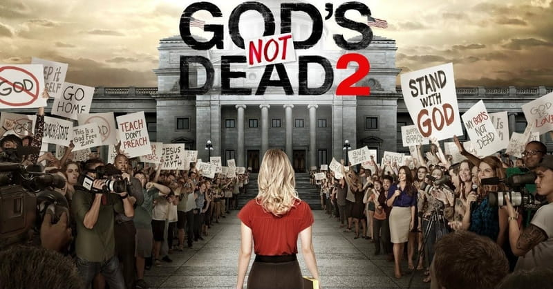 'God's Not Dead 2' Too Heavy on Subplots, Debate over Jesus' Existence