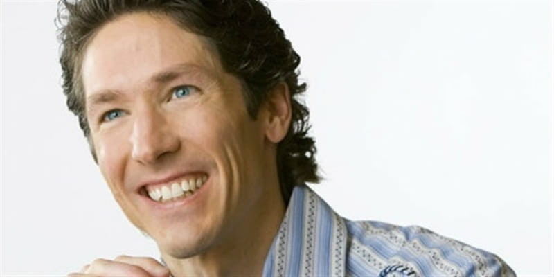Joel Osteen Defends Not Preaching about Hell