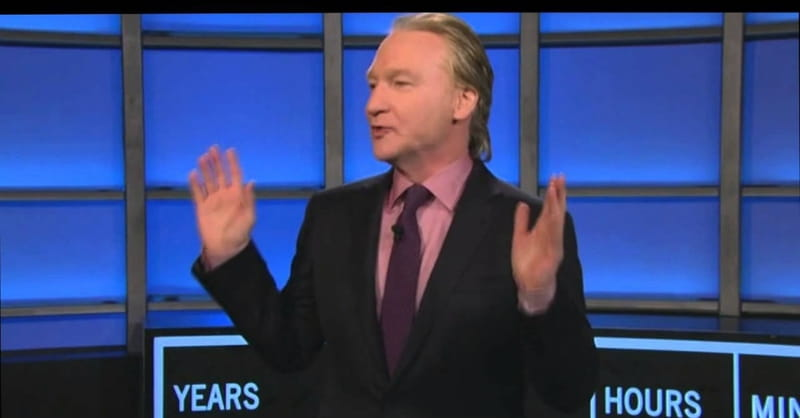Atheist Bill Maher: 'Why in Heaven's Name Don't We Tax Religion?'