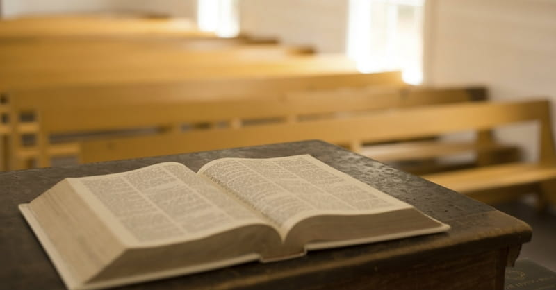 Poll: Most Churches Avoid Discussing Social Issues
