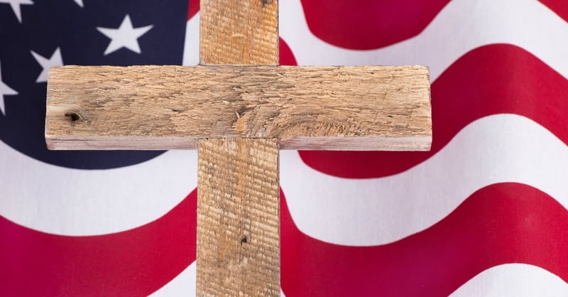 Poll: 90 Percent of White Evangelicals Believe Christian Values are under Attack