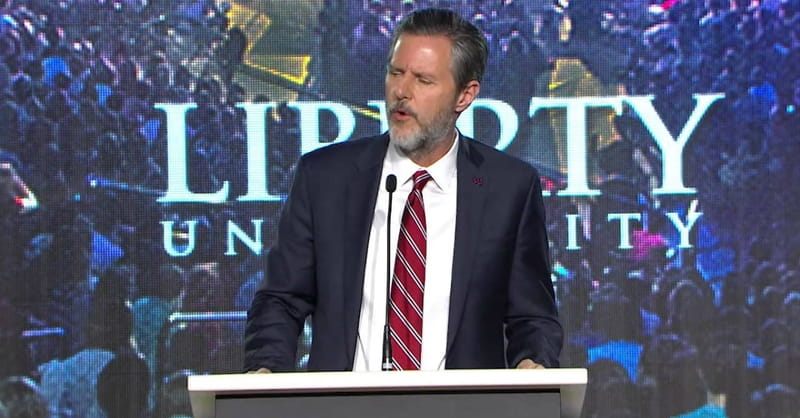 Jerry Falwell Jr. Responds to Playboy Photo Controversy