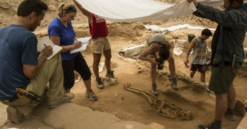 Researchers Launch Hunt for Jesus' Descendants