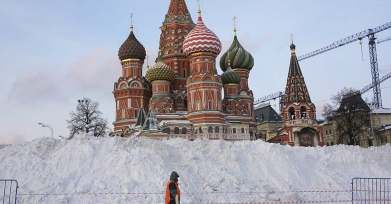 Churches to Russia: We're Not Leaving