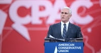 Pence's Response to the Crowd's Boos and Cheers: 'This is What Freedom Sounds Like'