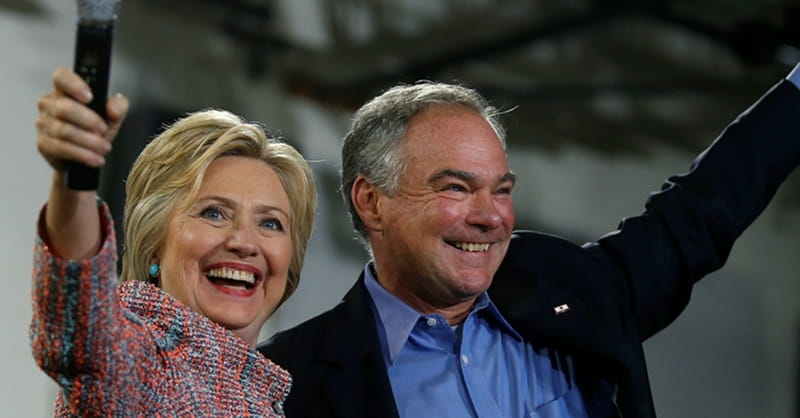 5 Faith Facts about Tim Kaine: 'I Do What I Do for Spiritual Reasons'