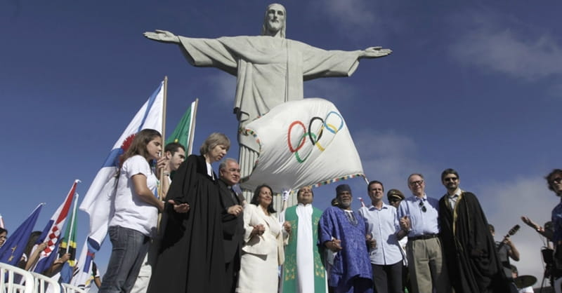 God and the Games: What Role Does Religion Play in the Olympics?