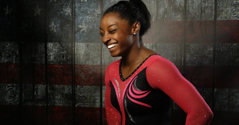 Olympic Gymnast Simone Biles Brings Prayer to Rio
