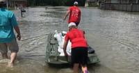 Neighbor Helping Neighbor in Baton Rouge