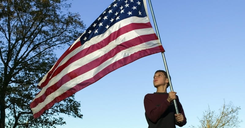 South Carolina School That Banned American Flags at Football Games Reverses Decision