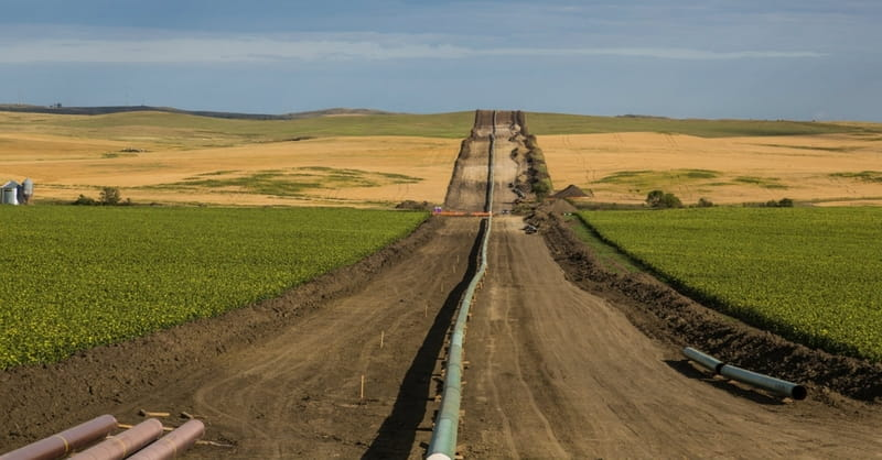 Lingering Pipeline Protesters Plan Long Stay