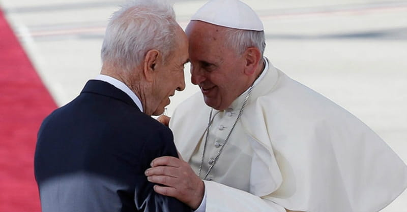 Shimon Peres' Death Moves Religious Leaders