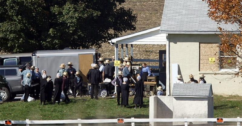 10 years after Amish Schoolhouse Killing, the Work of Grieving Remains