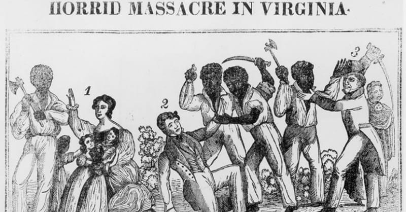 6 Things You Should Know about Nat Turner and His Rebellion