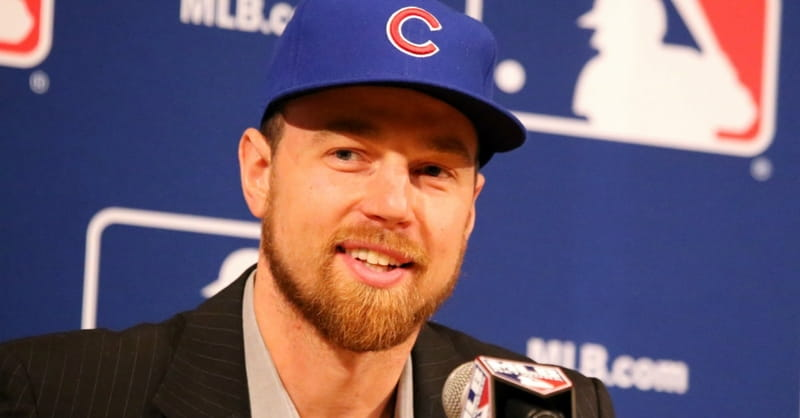 Chicago Cubs Ben Zobrist Wins MVP, Uses Talents to Glorify God