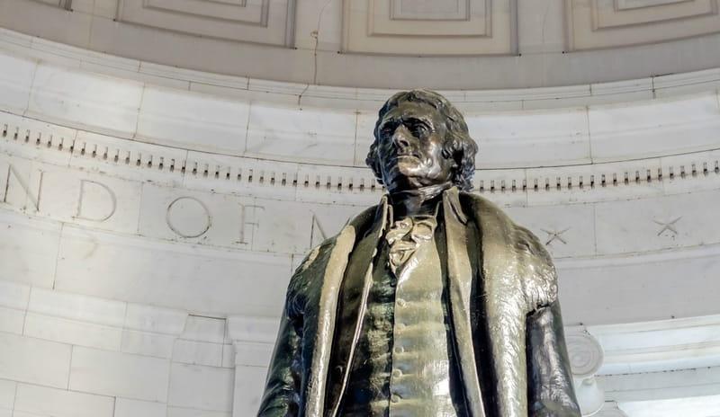 University of Virginia's President Asked to Stop Quoting Thomas Jefferson