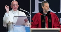 Partisan Pope? Falwell Critiques Pope Francis on Twitter