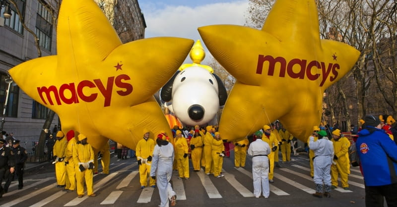 ISIS Reportedly Planning to Target Macy's Thanksgiving Day Parade