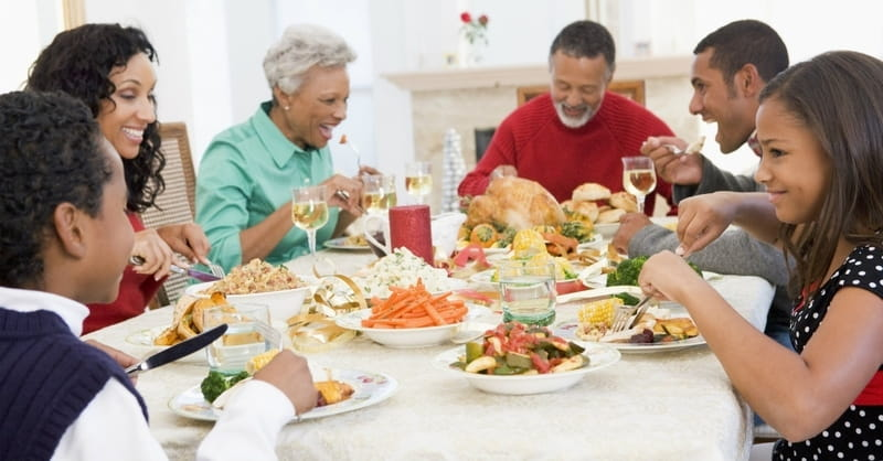 7 Questions That Spark Good Thanksgiving Conversation