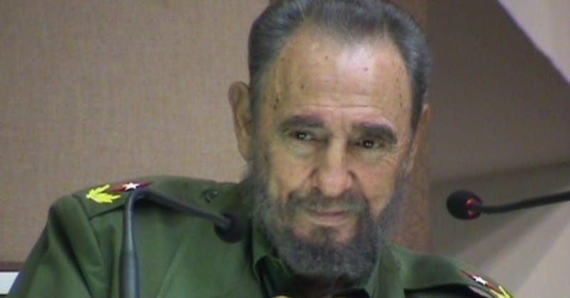 Leaders' Farewells to Castro Vary in Tone