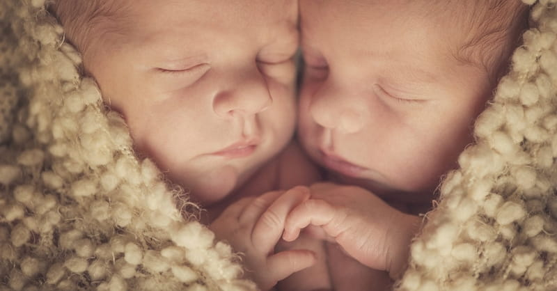 Twins Born Early at 24 Weeks Miraculously Survive