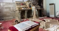 Devastation of Liberated Iraqi Christian Towns Makes Return Home Seem Further Away Than Ever