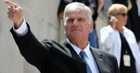Franklin Graham: Supporting Planned Parenthood is Like 'Raising Money to Fund a Nazi Death Camp'