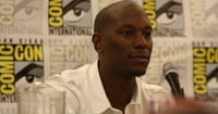 Actor Tyrese Gibson Celebrates Birthday by Thanking God
