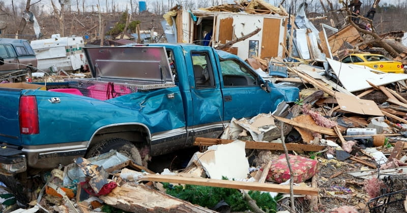 Samaritan's Purse Brings Aid to Victims of Louisiana Tornado Outbreak