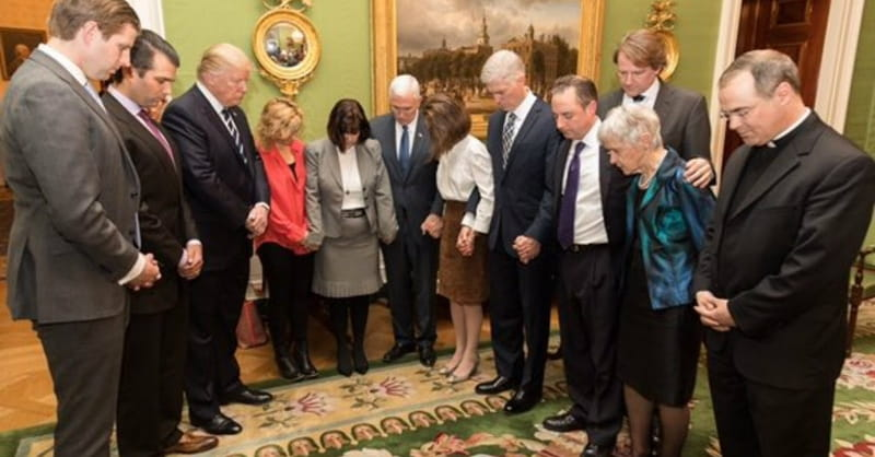 Trump Cabinet Members Meet Faithfully Every Week for Bible Study
