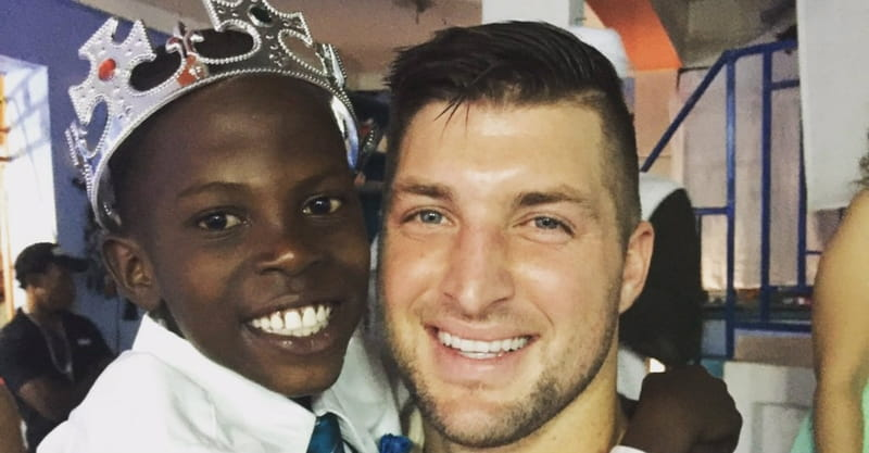Tim Tebow Hosts Night to Shine, Impacting 75,000 Disabled Young People