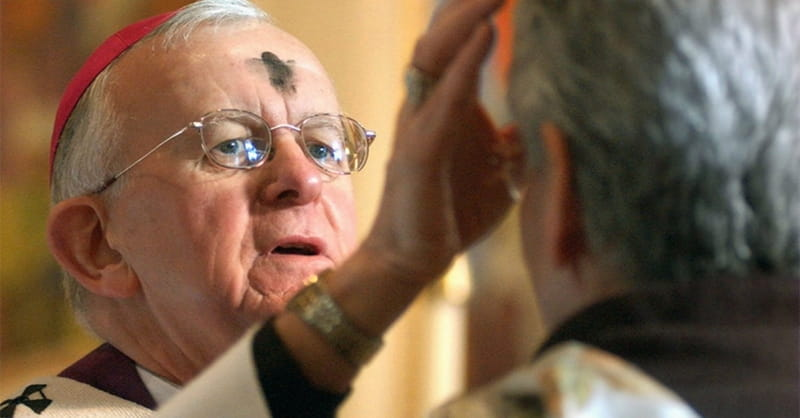 Ash Wednesday Doesn't Need to Sparkle