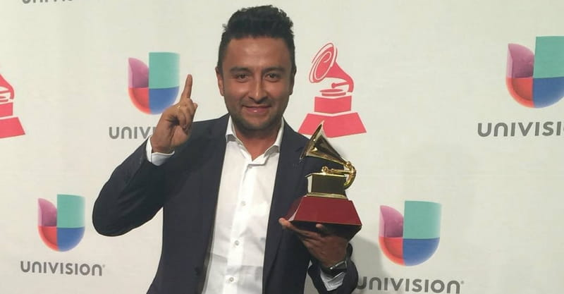 Grammy Winner Alex Campos Shares How God Set Him Free from Sexual Abuse