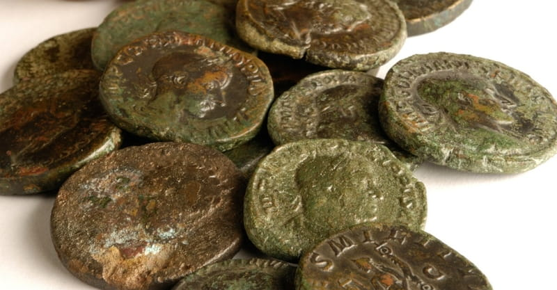 1,400-Year-Old Coins Belonging to Persecuted Christians Found Near Jerusalem