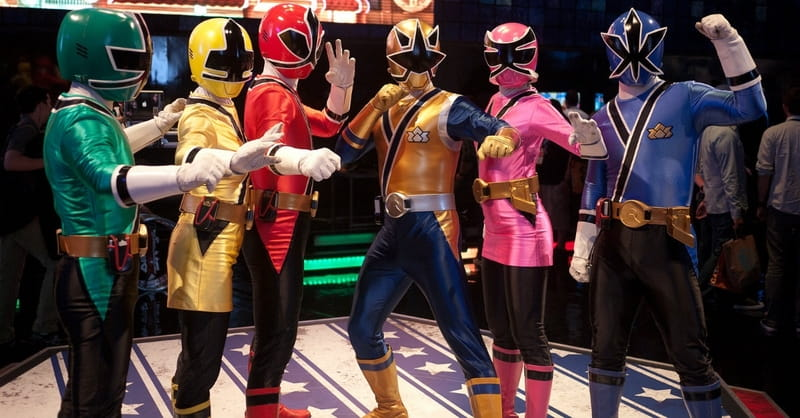 Power Rangers to Feature Lesbian Character