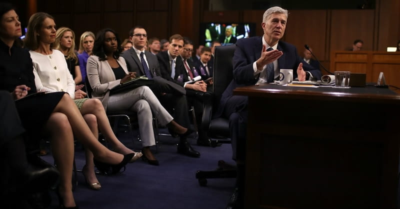 Does Judge Neil Gorsuch Defend Corporations at the Expense of Average Citizens?