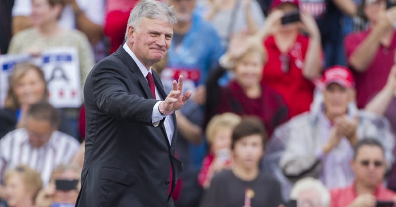 Norwegian Evangelicals Withdraw from Franklin Graham Event Due to His Support for Trump
