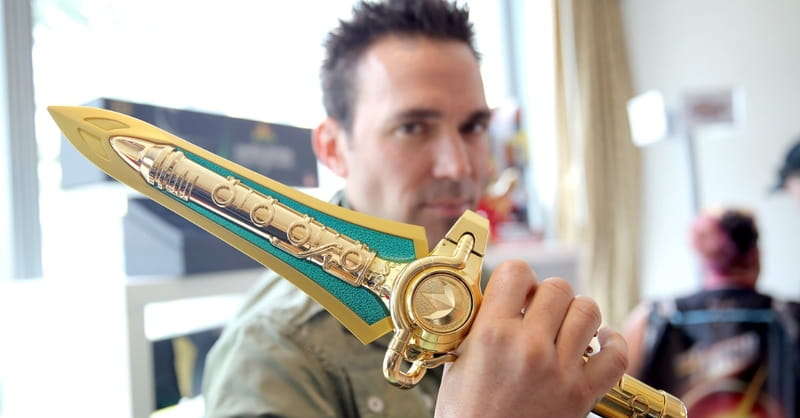 Christian Actor Jason David Frank to be Part of New 'Power Rangers' Film