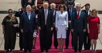 Trump to Tackle Middle East Peace in Trip to Israel